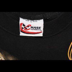 Vintage Shirts - Vintage NASCAR All Over Print FORD RACING T shirt